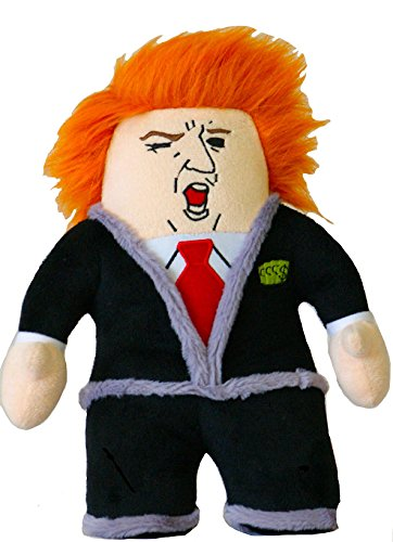 President Donald Trump Durable Dog Chew Toy With Squeaker