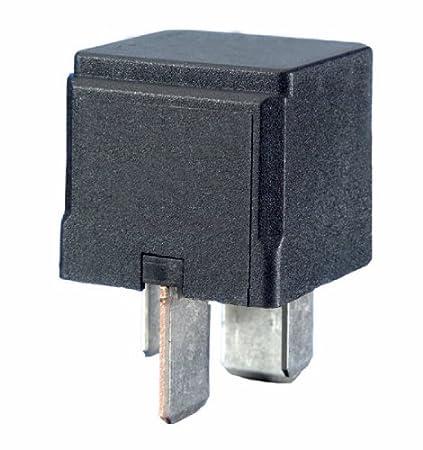 amazon com: hella 007793031 12v 50 amp spst relay with resistor: automotive