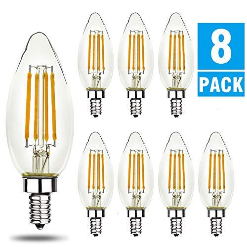 LED B10 Candelabra Light