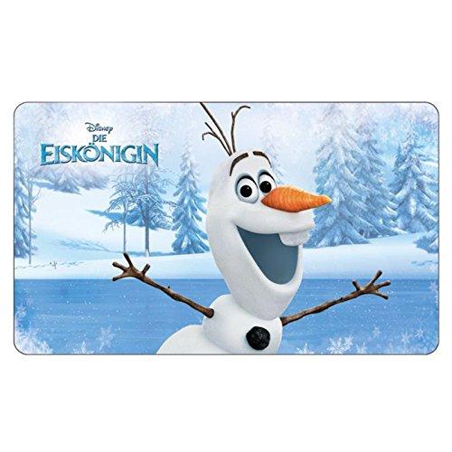 Disney 12700 Frozen Tabla de Cortar, Olaf Tabla, melamina GEDA LABELS GmbH