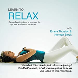 Learn to Relax Audiobook