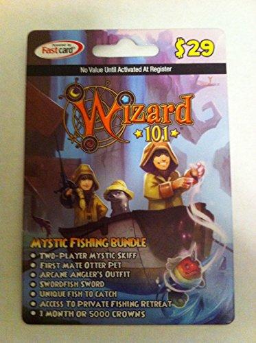 Wizard 101 Jewel Crafter's Bundle Prepaid Game Card - Buy Online in
