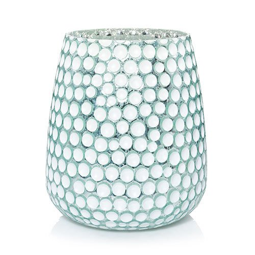 Yankee Candle Home Collection Seafoam Coral Jar Candle Holder ()