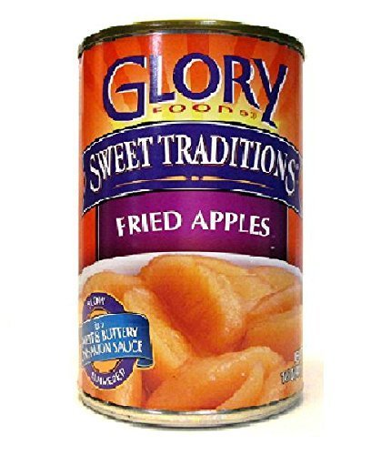 - Glory Fried Apples in Sweet & Buttery Cinnamon Sauce (3 Pack) 14.5 oz Cans by GLORY
