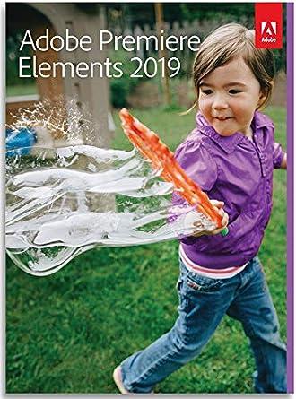 Adobe Premiere Elements 2019 [PC Online Code]