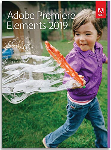 Software : Adobe Premiere Elements 2019 [PC Online Code]