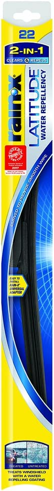 Rain-X Latitude 2-IN-1 Water Wiper Blade