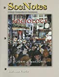 A Study Companion to Accompany Sociology, Macionis, John J., 0131891448