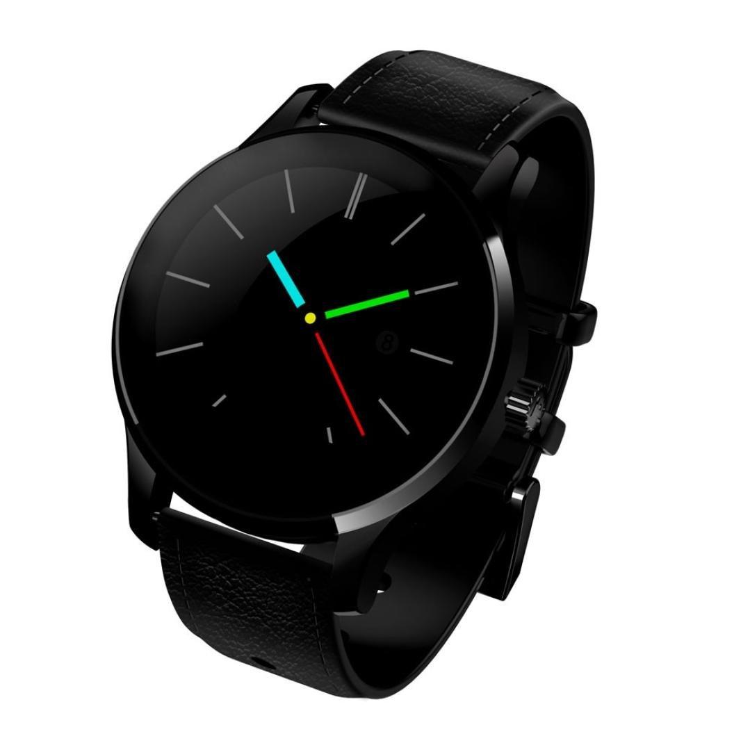 Amazon.com: Smart Watch,Rucan K88H MTK2502C Bluetooth Smart ...