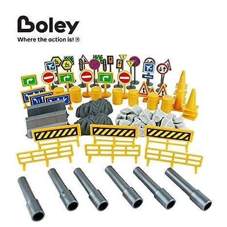 Amazon.com: Boley (100-Piece) Set de juguetes de ...