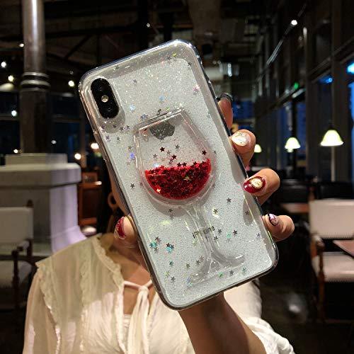 coque verre vin iphone xs