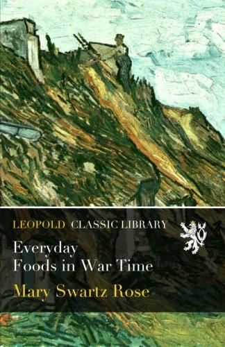 Everyday Foods in War Time pdf epub
