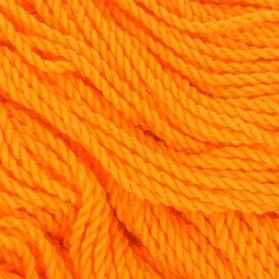 Kitty String Yo-Yo String 100 Pack - Normal - Neon Orange: Toys & Games
