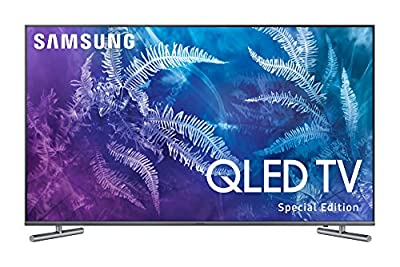 "Samsung Electronics 54.6"" 4K Ultra HD Smart LED TV, 2017 (QN55Q6FAMFXZA)"