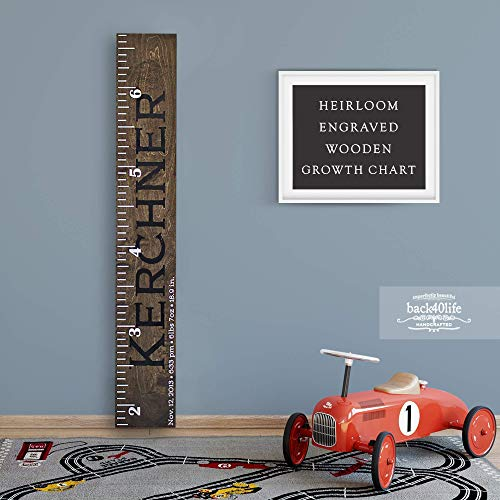 engraved growth chart - 8