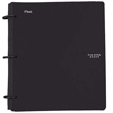 amazon com five star flex hybrid notebinder 1 1 2 inch binder