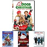 12 Dogs of Christmas: Great Puppy Rescue + Arthur Christmas + Christmas Do-Over + Joyeux Noel (Merry Christmas, 2005)