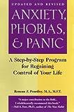 Anxiety, Phobias and Panic, Reneau Z. Peurifoy, 0929437136