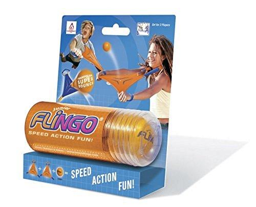 Junior Flingo Game Set for Two, Perfect for Beach, Park and Outdoor Play (Junior Flingo Game)