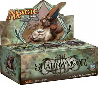 Magic the Gathering: 10th Edition MTG - Shadowmoor - Sealed Factory Box (36 P... 10th Edition Booster