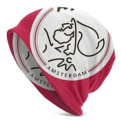 not Ajax Amsterdam Unisex Beanie Cap Stretch Beanie Hat Casual Cap Men and Women Slouchy Beanie