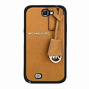 Michael Kors Phone Funda Fashion Brand Phone Funda Samsung Galaxy Note2 Funda MK17