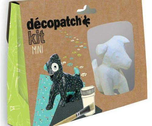 Set of Decoupage Dog, Décopatch, Sets, Animals, Subjects, Hobby Colors