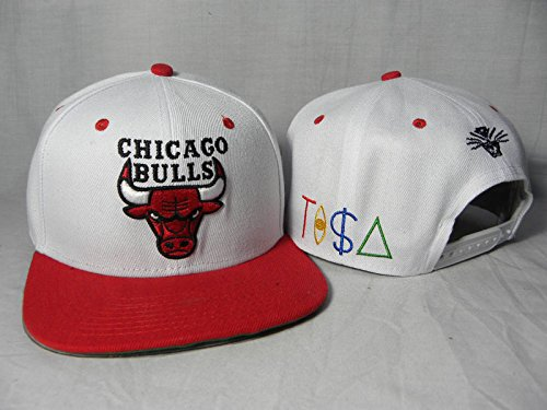 fe344cf1d91 Image Unavailable. Image not available for. Colour  Tisa Snapback Ti a Chicago  Bulls ...