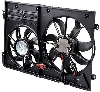 SCITOO Ventilador de refrigeración para radiador Compatible con ...