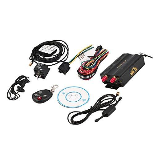 Gydoxy(TM)TK103B Vehicle Car GPS/GSM/GPRS Tracker Remote ...