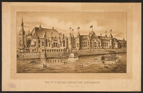 Photo: Pittsburgh Exposition Supplement,Pennsylvania,PA,Music - Pa Waterfront Pittsburgh