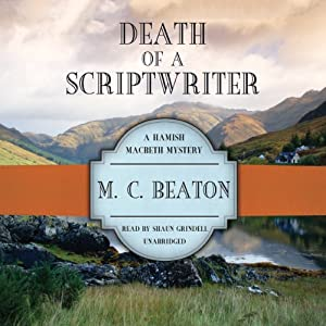 Death of a Scriptwriter Audiobook