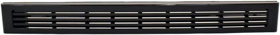 Samsung DE64-01692A Microwave Vent Grille (Black) Genuine Original Equipment Manufacturer (OEM) Part Black
