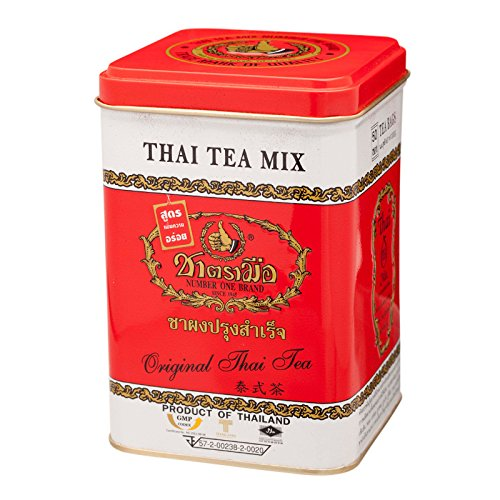 Number 1! Thai Red Iced Tea Mix