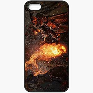 Personalized iPhone 5 5S Cell phone Case/Cover Skin Unreal Engine 4 Black