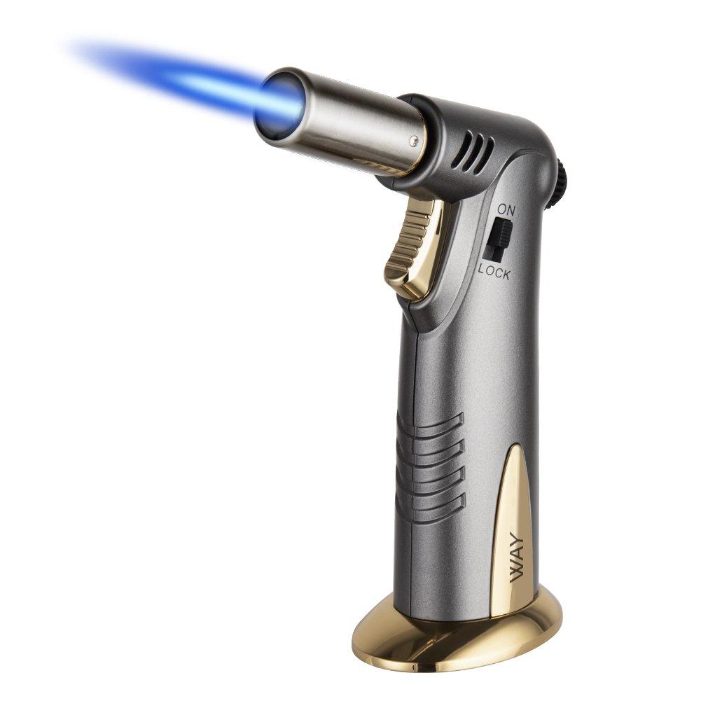 vvay Mechero Bunsen Gas Grabadora - Soplete flambeador ...
