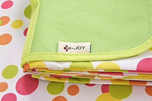 出游必备!e-joy 防水露营 沙滩野餐垫