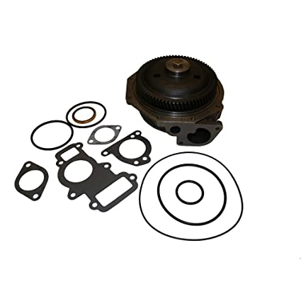 Amazon Com Gmb 196 2080 Oe Replacement Water Pump With Gasket