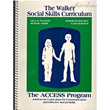 The Access Program: Adolescent Curriculum for Communication and Effective Social Skills