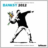 2012 Banksy Wall Calendar (English, German, French, Italian, Spanish and Dutch Edition)