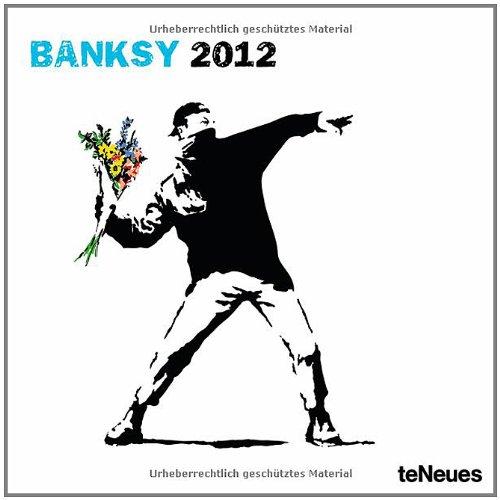 Banksy Calendar English Italian Spanish