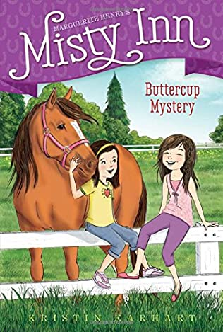 book cover of Buttercup Mystery