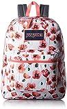 JanSport Unisex Overexposed Multi Cali Poppy Backpack