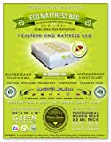 2 Eastern King Size Mattress Bags. Fits All Pillow Tops and Box Springs. Ideal for Moving, Storage and Protecting Your Mattress. Heavy Duty Professional Grade. Easy to Slip on and Seal. Sleep with Peace of Mind and Don't Let the Bed Bugs Bite. Protect You