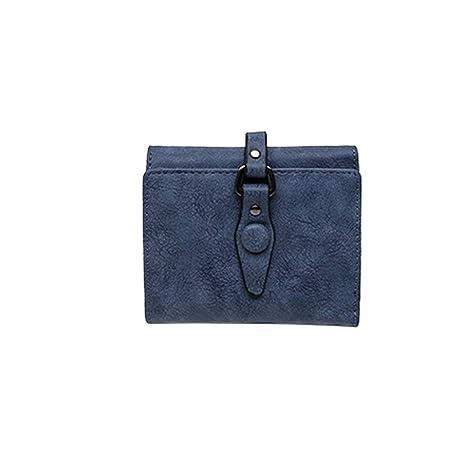 Nosterappou La Cartera Elegante diseño de Bolsa, diseño Personalizado de Hebilla, Que destaca la