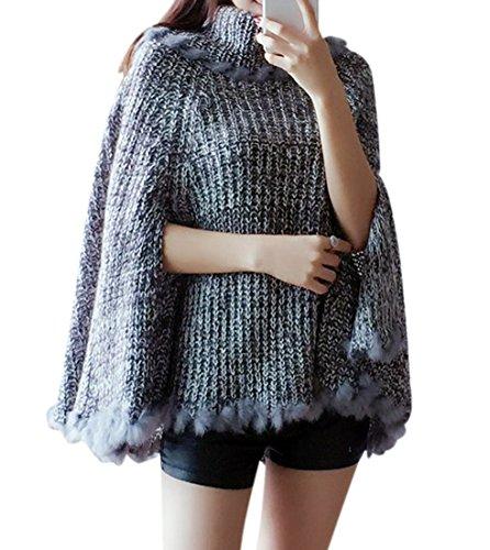 erdbeerloft - Jerséi - Opaco - para mujer gris