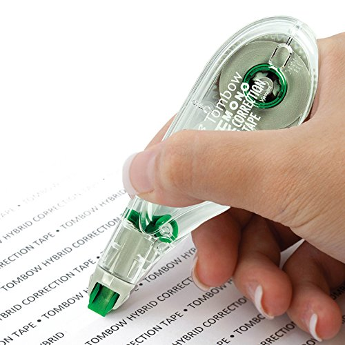 Tombow Mono Hybrid Correction Tape, 20-Pack by Tombow (Image #1)