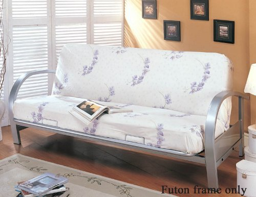 silver-metal-futon-daybed-sofa-bed-frame-day-bed