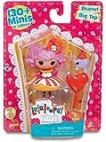 Mini Lalaloopsy Super Silly Party Doll- Peanut Big Top