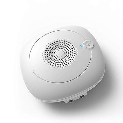Timstore Aire Mojado Purificador del Aire del generador del ozono Mini Limpiador de Aire iónico Limpiador